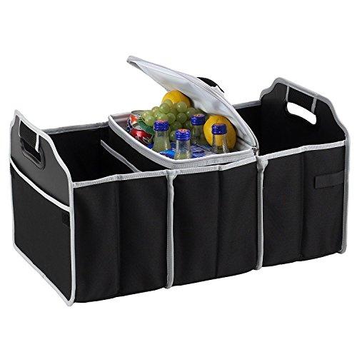 picnic-en-ascot-original-plegable-organizador-tronco-con-enfriador-rojo-chevron