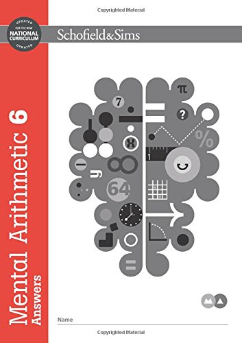 Mental Arithmetic 6 Answers: Teacher's Notes & Answer Book Bk. 6