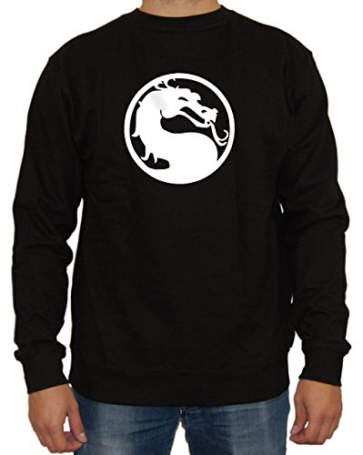 Mortal Kombat Sweater (XL, (Aus Mortal Kitana Kombat)