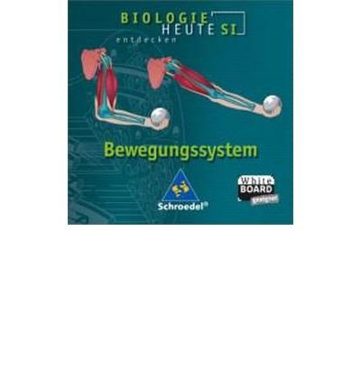 Biologie heute entdecken S1 Lernsoftw. Bewegungssystem. CD-ROM f?r Windows Vista, XP, 2000, ME, 98 (CD-ROM)(German) - Common