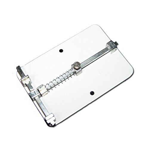 Luwu-Store Fixture Motherboard PCB Halter Arbeitsplatz Plattform Feste Unterstützung Für Handy Board Repair Tool 8 * 12 cm