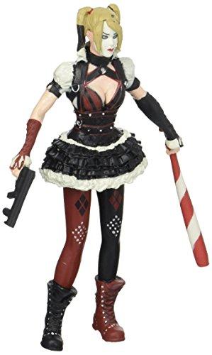 NJ Croce Batman Arkham Knight Harley Quinn 51/2biegbare Figur