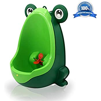 2b1e8b87a462 New Frog Children Potty Toilet Training Kids Urinal for Boys Pee ...