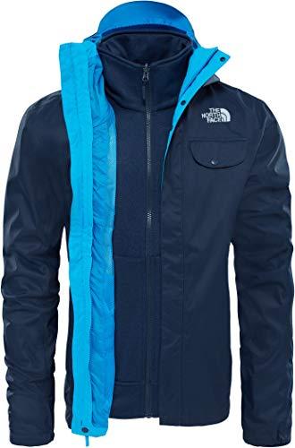 North Face Herren M Tanken Triclimate Jacket Jacke, Blau (URBAN NAVY), S Triclimate Ski Jacket