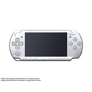 PSP-Konsole Slim & Lite Silber