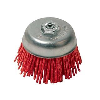 Silverline 220410 Nylon Filament Abrasive Cup Brush Coarse - 100 mm