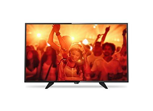"Philips 4000 Series 48PFT4101 48"" Full HD-Noir TV (IEC Full HD 4 : 3 4 : 3 16 : 9 16 : 9 Auto Zoom,) Noir"