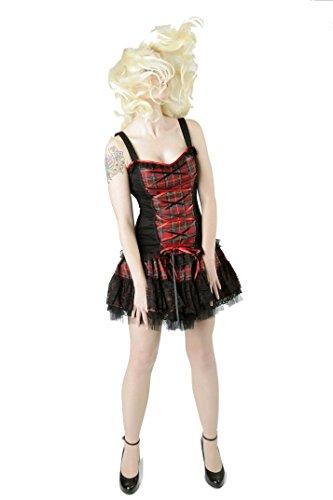 Phaze - Robe - Femme Black/Red
