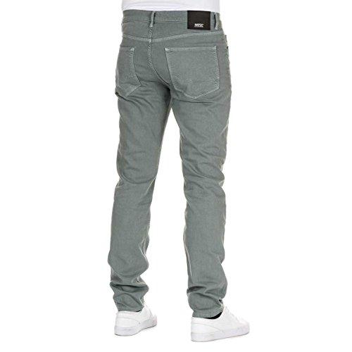 WESC - Jeans - Homme Gris - Monument Grey