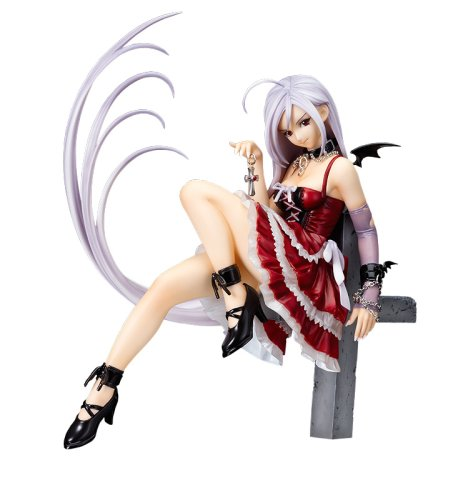 ver-1-8-scale-pvc-figure-vampire-moka-after-waking-rosario-and-vampire-red-japan-import