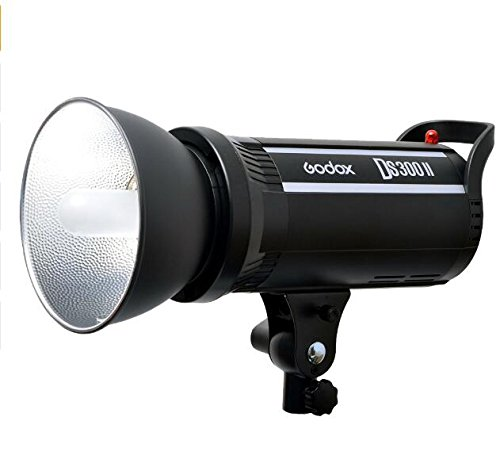Godox DS300II 300 Watt Studio Blitzlicht, 220V 2.4G Wireless X System Blitzlicht Lampe Bowens Monolight -