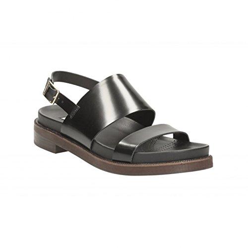Zena Mae Black Leather