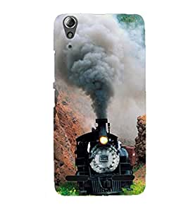 Doyen Creations Printed Back Cover For Lenovo A6000 Plus