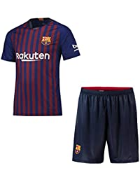 2018-2019 (Local y Visitante) Camiseta de Fútbol de la UEFA y Shorts