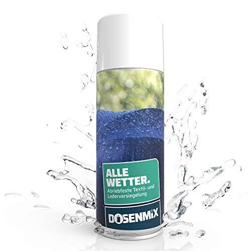 Dosenmix Alle Wetter Imprägnierspray 400ml Wetterschutz für Textil und Leder