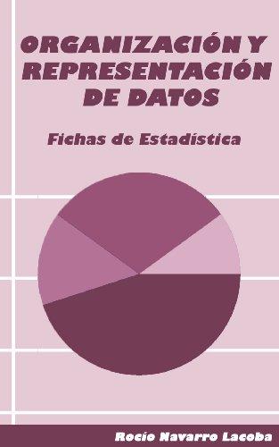 Organización y representación de datos (Fichas de estadística) por Rocío Navarro Lacoba