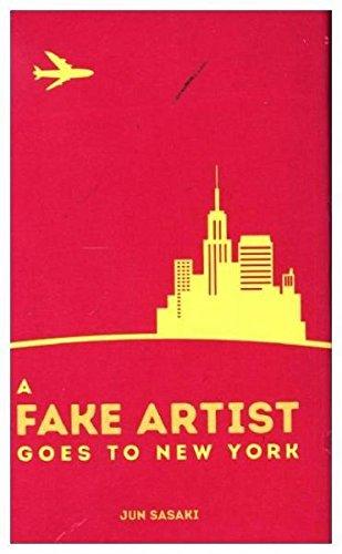 Oink Games OIN09032 A Fake Artist Goes to New York (deutsch), Brettspiel