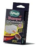 Splash Trampa Cucarachas - 3 Paquetes