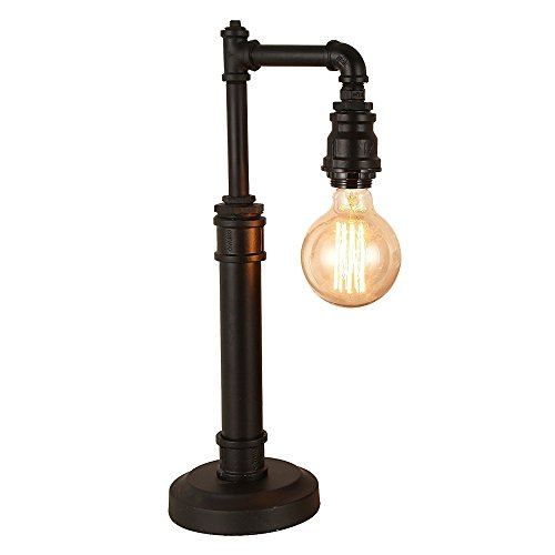trellonics-vintage-industrial-rustic-water-pipe-upright-desk-lamp-with-hanging-e27-light-bulb-lamp-h