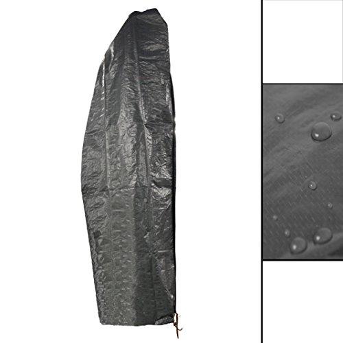 SCHUTZHÜLLE für LUXUS-Ampelschirm Schirm 3m Schutzhaube Wasserdicht Sonnenschirm