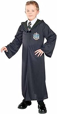 Disfraz de traje de Harry Potter Slytherin de tamaño infantil