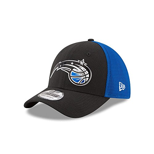 New Era NBA ORLANDO MAGIC 2017 Authentic On-Court 39THIRTY Stretch Fit Cap, Größe :S/M