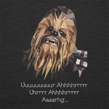 TEXLAB - Poly Chewie - Herren Langarm T-Shirt Schwarz