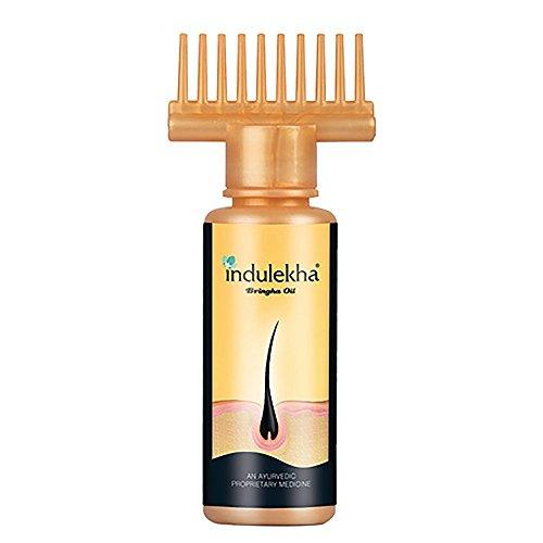 Indulekha Bringha Huile pour cheveux Selfie Bouteille 100 ml (1 lot) par Indulekha