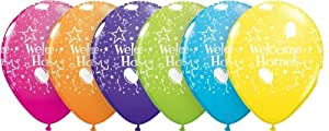 Welcome Home Stars, Pack of 6, Balloons