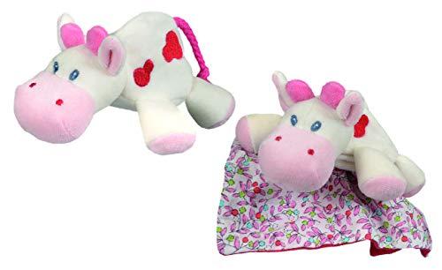 Egmont Toys- Doudou, Multicolor (E120011)