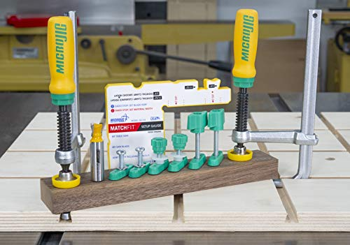 Clamp Edge-tool Guide (MATCHFIT Dovetail Clamp Pro)