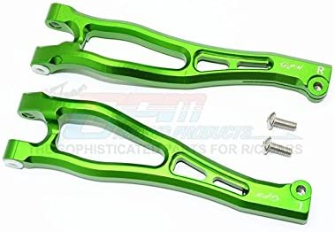 Arrma KRATON 6S 6S 6S BLX / Outcast 6S BLX Upgrade Pièces Aluminium Front Upper Arms - 1Pr Set Green | Fiable Réputation  4062b7