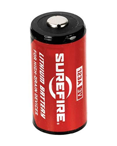 Surefire 123A Lithium-Batterien Einzeln, zwei oder 12-er Set - Unboxed (1 Stk) Surefire Batterie