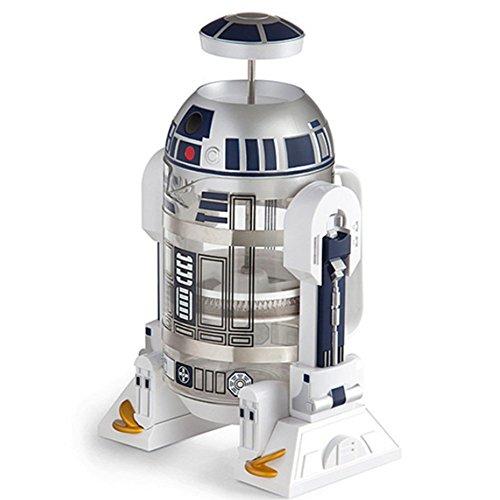 Star Wars, Roboter, Haus, Mini, Hand, Kaffeemaschine, Wärmer, Kaffeemaschine Mocha, French Press...