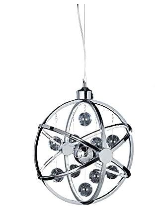 90 Light Globe Pendant Amazoncouk Lighting