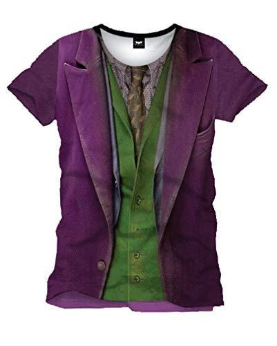 Horror-Shop The Dark Knight Joker T-Shirt XL