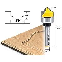 Meccion 1//4 Pouce Tige Fraise Extension de Pince D/écoupe Gravure Machine Extender Porte Mandrin
