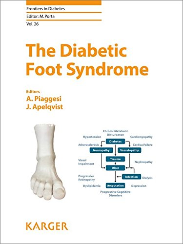The Diabetic Foot Syndrome (Frontiers in Diabetes, Band 26) Diabetes-band