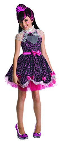 Rubie's 3880992 M - Draculaura Sweet 1600, Kostüme (Monster High Draculaura Halloween)