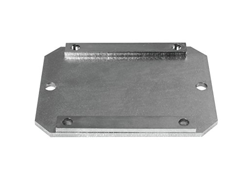 showking - Montageplatte GROUNDFIX für Discokugel Motoren Horse und Care Light - Platte Befestigung Discokugel Motor Traverse -