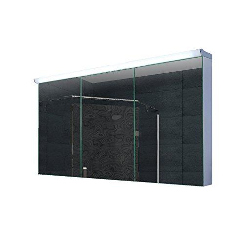 LED Spiegelschrank Bad - Badezimmer Spiegelschrank mit LED Beleuchtung