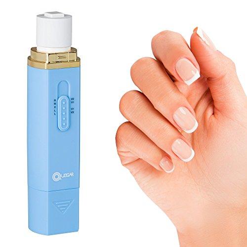 Lima elettrica per unghie, cura di mani e unghie, lucido di pratica, Lima unghie set, cura per unghie, Borsa di trasporto in regalo