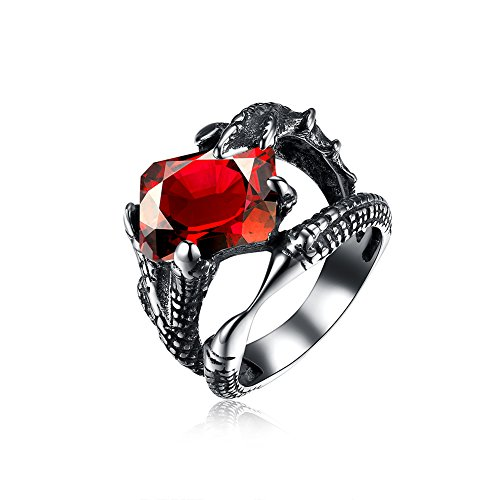 fansing-mens-dragon-claw-catching-a-big-red-zircon-stainless-steel-rings-ukfs040446-8