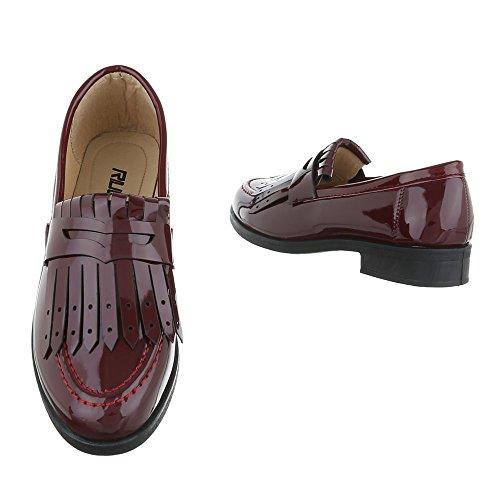 De Ital Em Chinelo Sapatos Top Bordeaux Bloco Sapatos Femininos Design De Vendas Baixo Baixos CzzT8qw