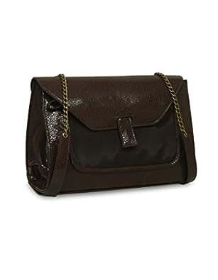 Baggit  Sling Bag (Brown)