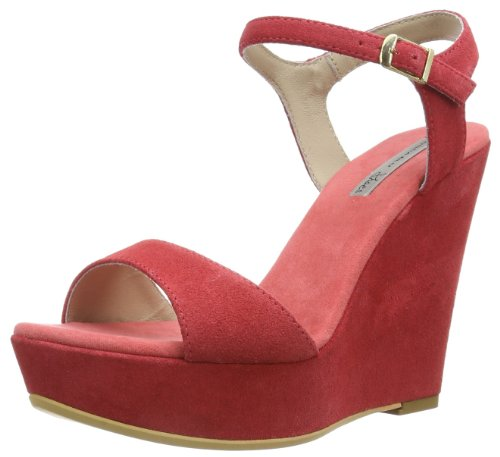 Tosca Blu Shoes ORCHID, Sandali donna, Rosso (Rot (CORALLO C55)), 36