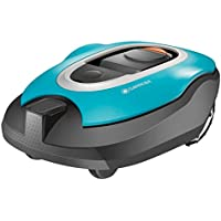 Gardena 04052-26 Tondeuse Robot Sileno Plastique Bleu 79,6 x 56,0 x 34,5 cm