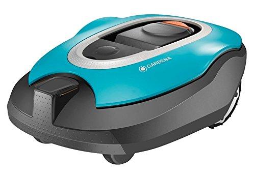 Gardena Tondeuse Robot Plastique Bleu 79,6 x 56,0 x 34,5 cm