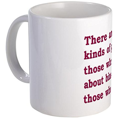 ilieniy Funny mug-binary Paradox (Pflaume) Kleiner Becher