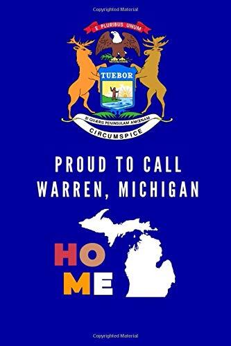 , Michigan Home: 2 in 1 Note Book Journal ()